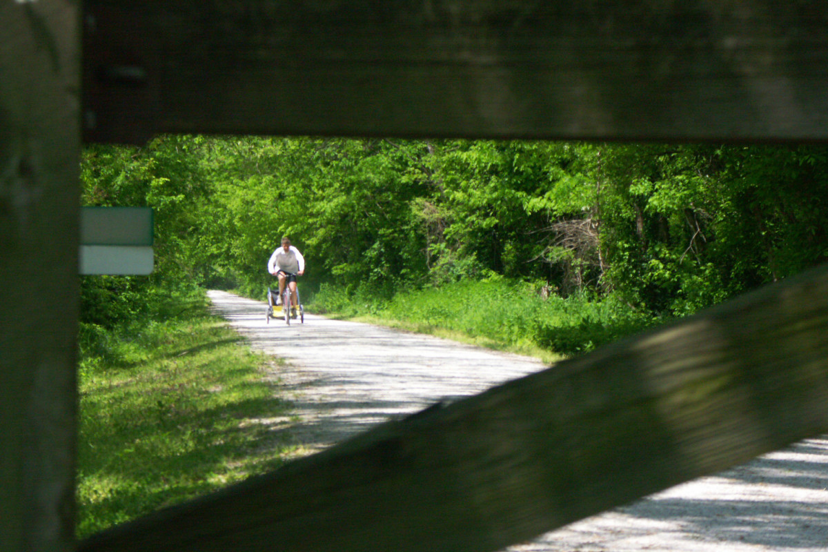 bicycle katy trail